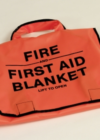 Fire and First Aid Blankets