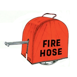 Fire Hose Cart Cover
